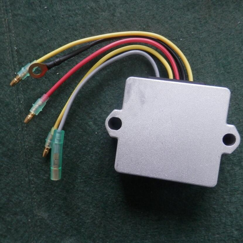 AVR FOR MERCURY RACE JET MARINER 856748 883071A1 883072 883072T 30HP Outboards 250HP VOLTAGE REGULATOR TRI PHASE RECTIFIER