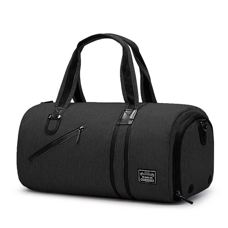 32L حقيبة سفر حقيبة ظهر للتدريب حقيبة رياضية حقيبة أحذية اليوغا التدريب اللياقة البدنية التعبئة في الهواء الطلق مدينة السياحة التخييم حقيبة جافة حقيبة اليد