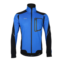 Keep Warm Men MTB Cycling Jersey Bicycle Clothing Cycling Jacket Winter Thermal Windproof Waterproof Soft Shell Coat