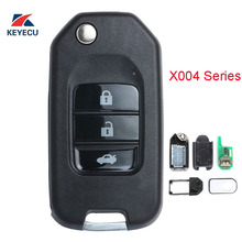 XHORSE English Version Universal Remote Key Fob 3 Button for VVDI Key Tool , X004 Series