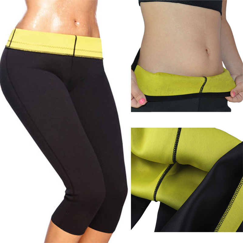 Running Yoga Shorts Pants Outdoors Training Weight Loss Sports Trousers Tights Hot Neoprene Shaper Slimming Sport PantsRunning Yoga Shorts Pants Outdoors Training Weight Loss Sports Trousers Tights Hot Neoprene Shaper Slimming Sport Pants