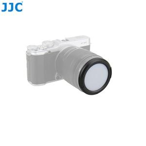 Image 5 - JJC Obiettivo Della Fotocamera Filtro di Protezione Carta di 49/52/55/58/62/67/72/ 77 millimetri Bilanciamento del Bianco Lens Cap per Sony/Nikon/Canon/Olympus/Pentax