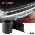 KAWOO защитная накладка для VW Passat B6 B7 Golf MK4 MK5 MK6 тигуан Жук Sharan  резиновая накладка для защиты бампера  подушка для подоконника  Стайлинг автомоб...