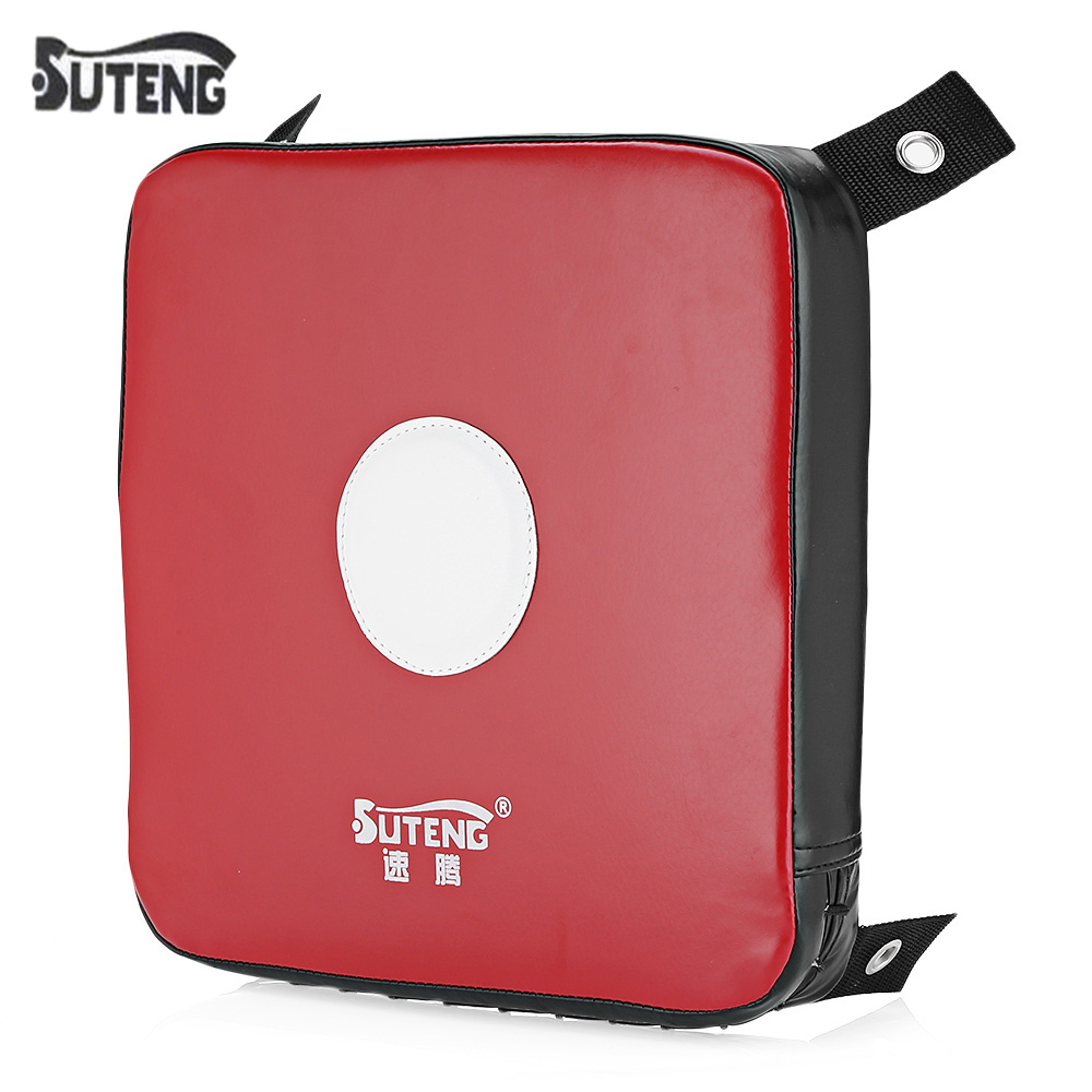 Suteng Square Boxing Fight Training Foam Boxing Pad Punching Sand Bag Hot Sale Wall Punch Focus Target Sanda Sand Bag For Boxing