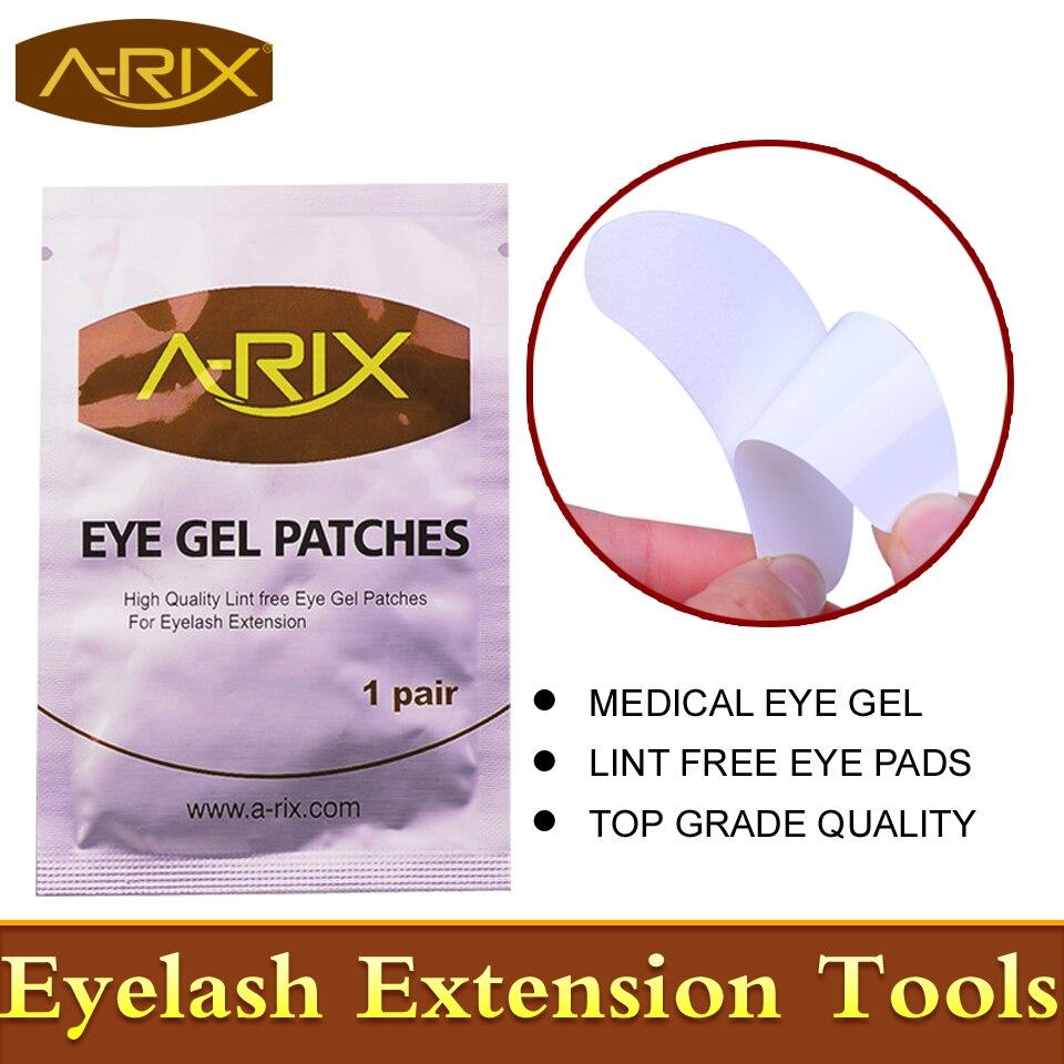 Venda quente 20 pares/lote Fiapos Almofadas Olho Livre para a extensão dos cílios under eye gel patches Kits de Ferramentas de Maquiagem Profissional Atacado