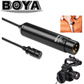 BOYA Cardioid XLR Output Condenser Microphone BY-M8C for Canon Sony Panasonic Camcorders Zoom Audio Recorders