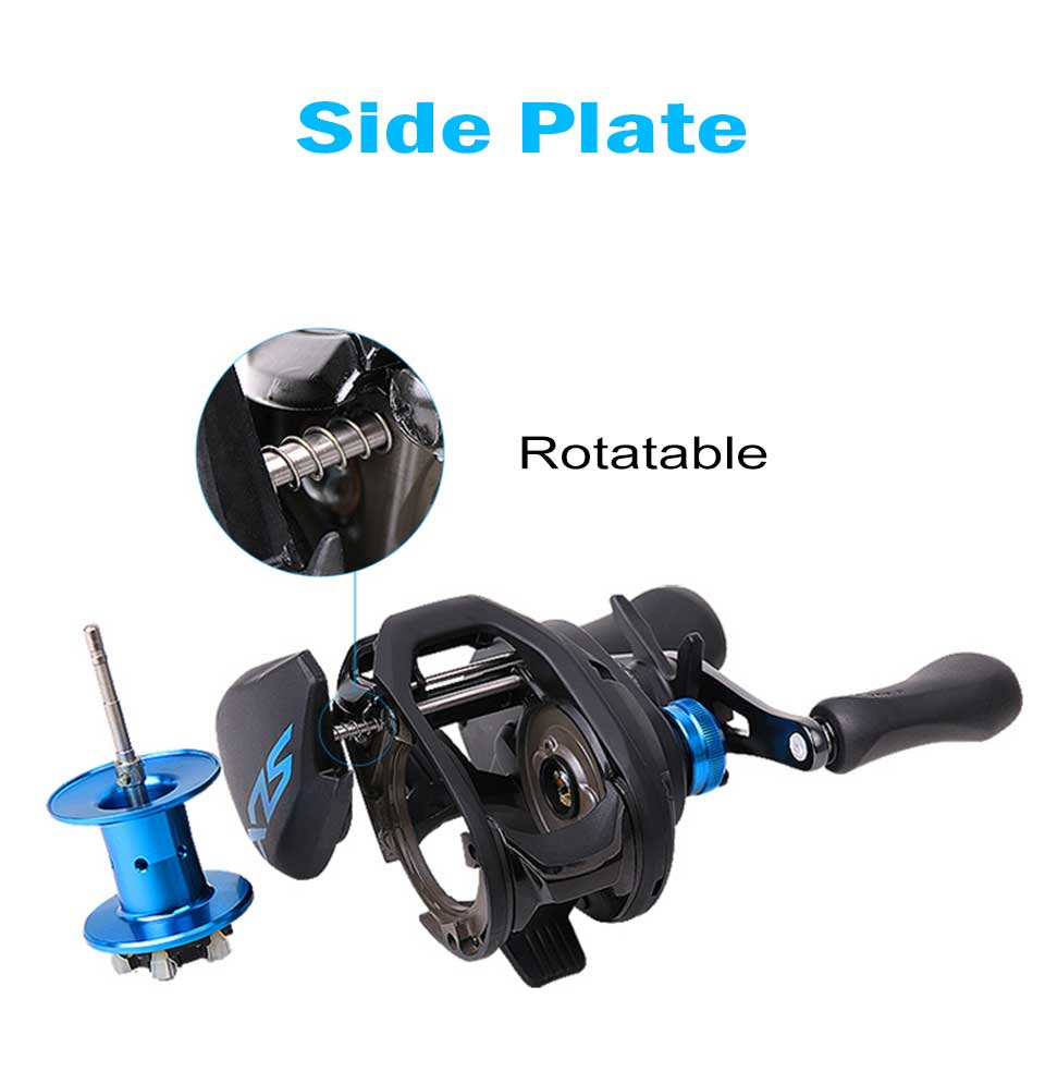 fishing SHIMANO SLX Centrifugal 8