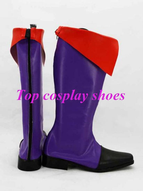 Freeshipping pretty rhythm: Rainbow Live Hiro Hayami Cosplay Boots shoes  #99631 custom made for Halloween Christmas-in Shoes from Novelty & Special  Use on ...