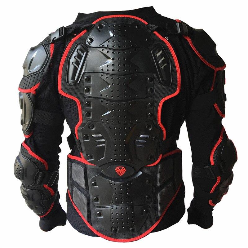 Veste professionnelle de protection de sports de moteur d'armure de corps de vélo de montagne de descente armure de vélo CE approuvée veste de moto - 3