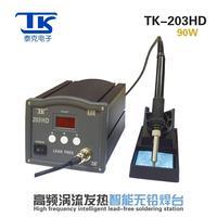 TAIKD TK 203HD Hochfrequenz Digitale SMD Lötstation Eisen 90 Watt Intelligente bleifreie|lead-free|lead-free solderlead-free solder iron -