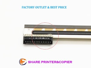 Image 2 - Delen originele nieuwe 1 ST Thermische Printkop Printer Printkop voor Zebra 2844 TLP2844 TLP2844Z R2844Z LP2844 LP2844Z 888TT GK888T