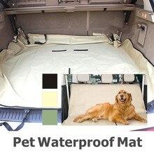 Car Cradle Dog/Cat Rear Back Seat Cover, Pet PVC Waterproof Mat Pad Blanket, Hammock Cushion Protector Pet Supplies