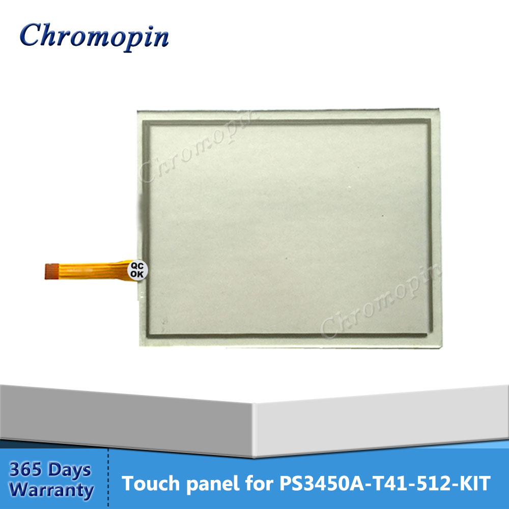 Touch panel screen for Pro-face PS3450A-T41-512-KIT PS3450A-T41-1G-KIT-24V PS3451A-T41-24V-512-XPEMB
