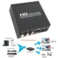 높은 품질 HDMI CVBS AV/HDMI 자동 스케일러