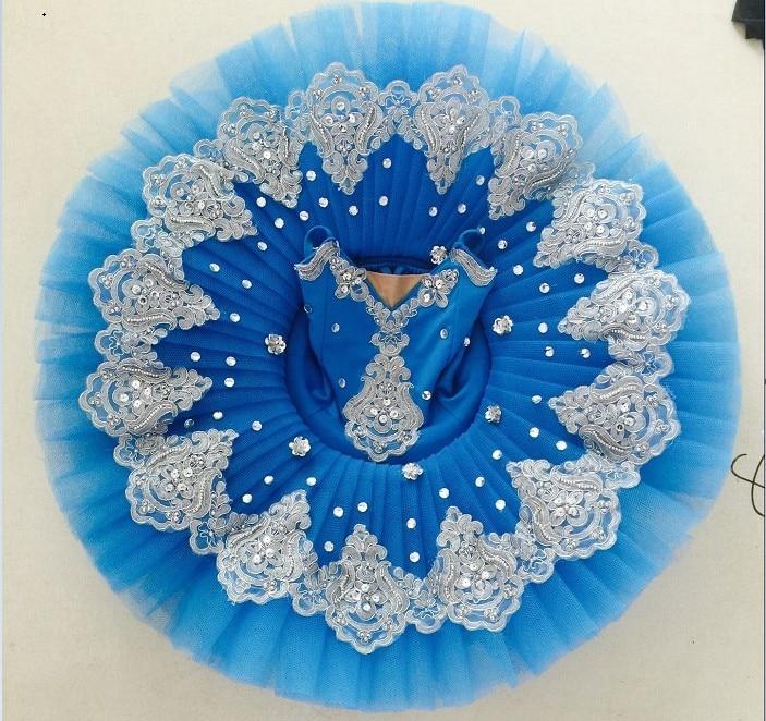 где купить New adult Swan Lake Ballet Costumes Professional Ballet Tutus Gymnastics Leotard For Girls Ballet Clothes Children Dancewear дешево
