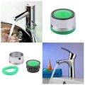 Durable Faucet Tap Nozzle Thread Swivel Aerator Filter Sprayer Kitchen Chrome plated