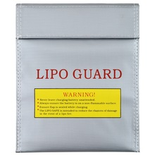 OCDAY 1Pc Fireproof RC LiPo Battery Safety Bag Safe Guard Charge Sack 180 X230 mm New Sale rc lipo battery safety protect bag pouch safe guard charge sack 185 x 75 x 60 mm 235 x 180 x 65 mm