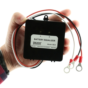 Image 3 - Batterie Equalizer für Zwei Stücke 12 v Gel Flut AGM Blei Säure Batterien