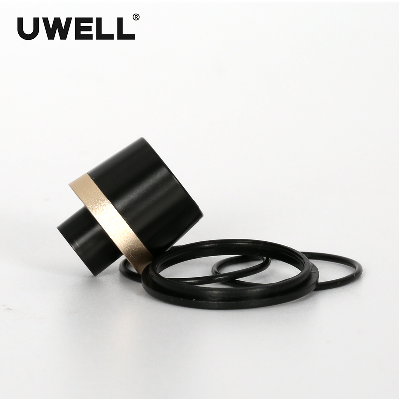 UWELL 7 Colors VALYRIAN 510 Resin Drip Tip Silicone O-rings Set for ...