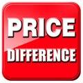 Разница в цене За Дополнительную Плату Для Печати или Разница или Различных Требует