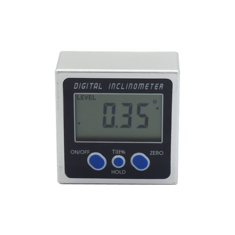 Digital Protractor Inclinometer Level Box Level Measuring Tool Electronic Angle Meter Angle Finder Angle Gauge Magnetic Base