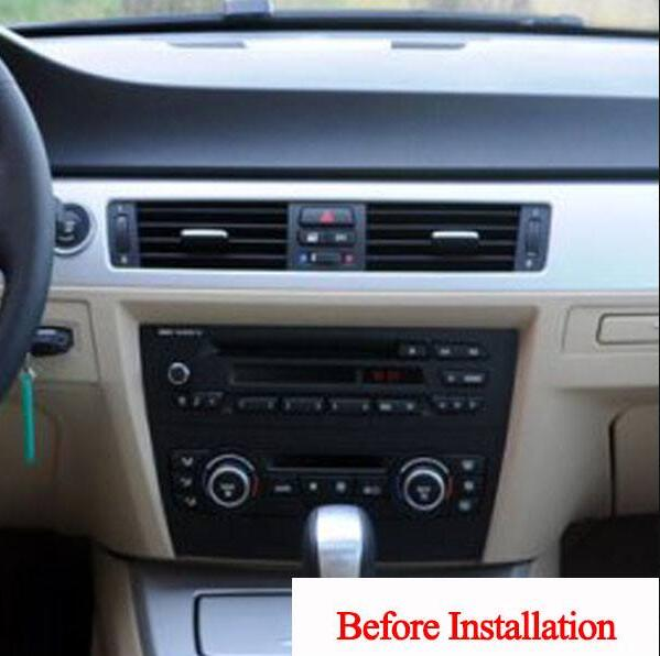 10 25inch IPS 2GRam 32gRom Android 7 1 Car Audio for BMW 3series E90 2005 -  2012 Headunit Stereo Video GPS Navi Radio PC Monitor media