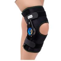 HKJD Adjust Medical Knee Brace Support Ligament Sport Injuries Orthopedic Splint Wrap Sprain Hemiplegia Osteoarthritis Knee pads