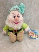 Белоснежка 28 см плюшевые игрушки семь гномов sandman анти-сонный куклы фестиваль подарок подарки для детей