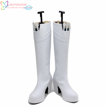 Free Shipping ! Fate/Grand Order Medb Cosplay Carnaval Shoes Boots Professional Handmade ! image