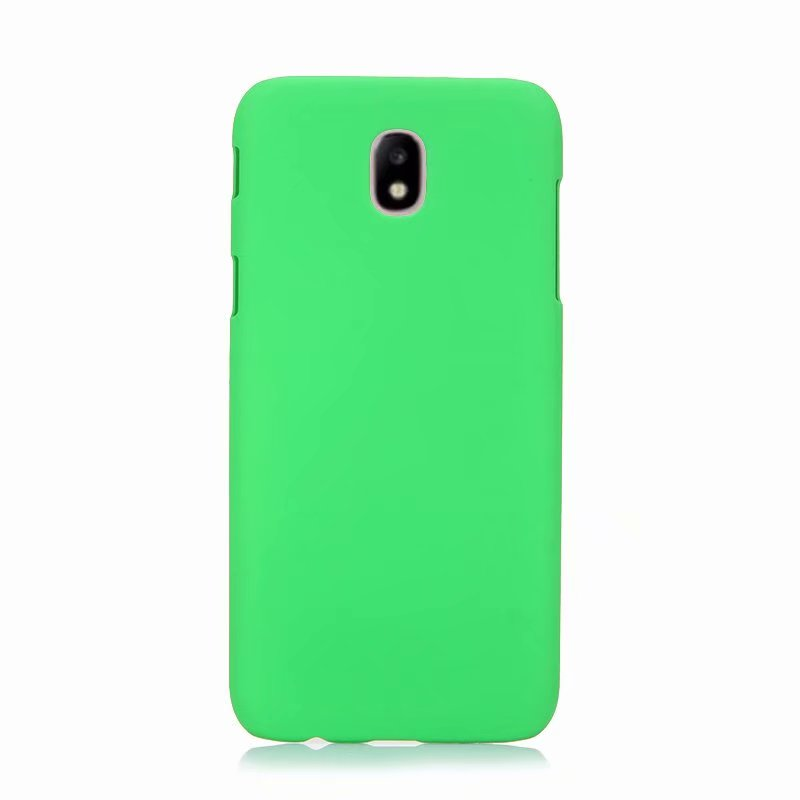 Silky Smooth Hard Plastic Shell sfor Samsung Galaxy J7 2018 Case For Samsung j7 2018 Cell Phone back Cover Case New in Half wrapped Cases from Cellphones Telecommunications