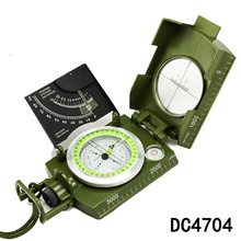 Camping Hiking Water Survival Military Compass Camping Hiking Compass Geological Compass Digital Compass Camping Equipment hiking camping north pointer compass