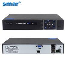 H.265 16CH 5MP CCTV NVR 8-канальный 4MP сети видео Регистраторы Onvif 2,3 для 5MP 4MP 1080 P IP Камера xmeye P2P облако