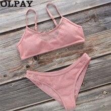 2019 new bikini suit sexy swimsuit split fashion low waist authentic high quality set free shipping 8121