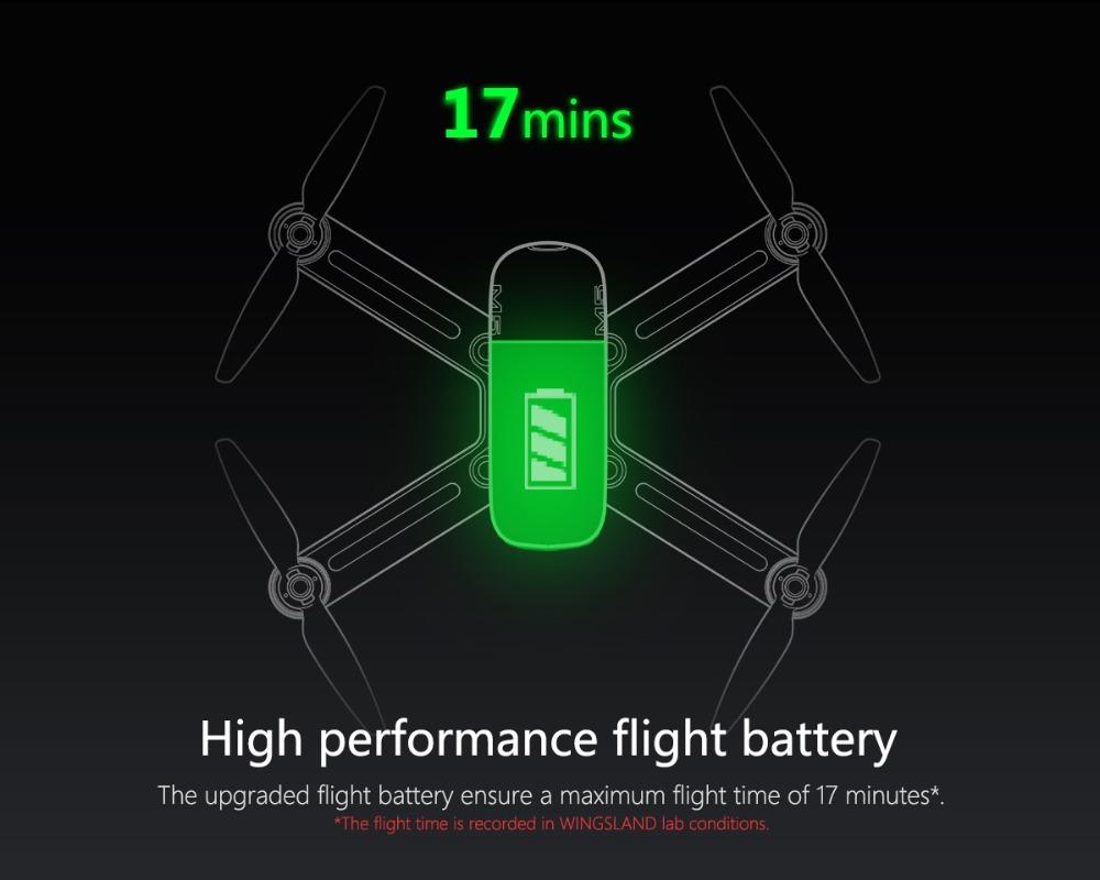 M5 Drone Long Lasting Battery