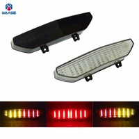 Waase Rear Tail Brake Turn Signals Integrated Led Light For 2008 2009 2010 2011 2012 2013