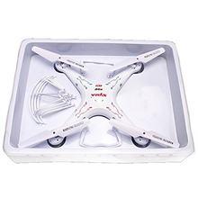 Syma x5c 4ch 6-axis giroscópio rc quadcopter brinquedos zangão bnf sem câmera & controle remoto & bateria