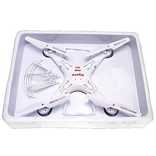 SYMA X5C 4CH 6 Axes Gyro RC Quadcopter Jouets Drone BNF Sans Caméra et Télécommande et Batterie