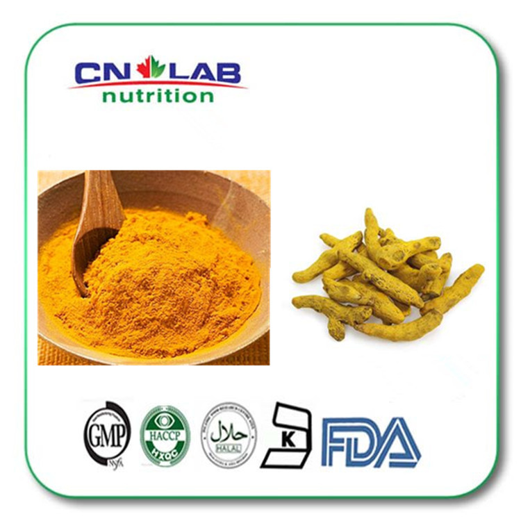 100% Organic Natural Turmeric Root Extract 1kg/bag Pure Turmeric Extract 95% Curcumin Powder