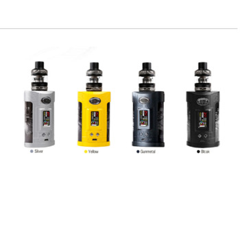 Original 257W Sigelei GW 20700 TC Kit with MOD & F Tank 4.5ml 1.0-inch TFT Color Screen No Battery E-cig