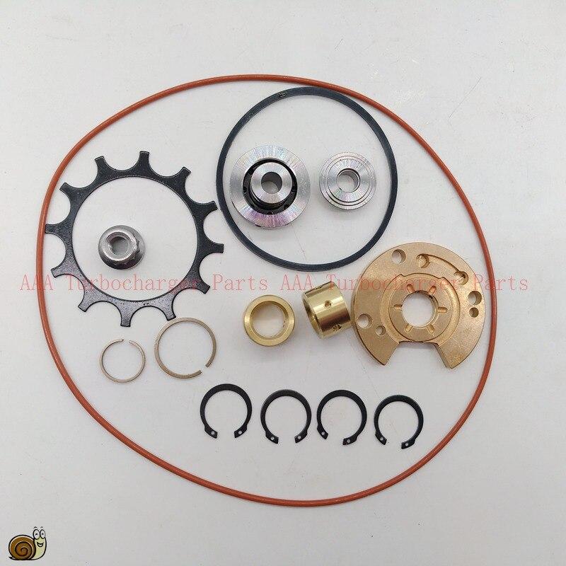 【ᗑ】T4 T3/t4 T04 tb03 турбо ремонтные комплекты, подшипник ...