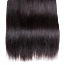 Bling Hair Peruvian Straight Unprocessed Virgin Human Hair 4 Bundles One Pack Salon Hair Bundles High Ratio Longest Hair PCT 30%