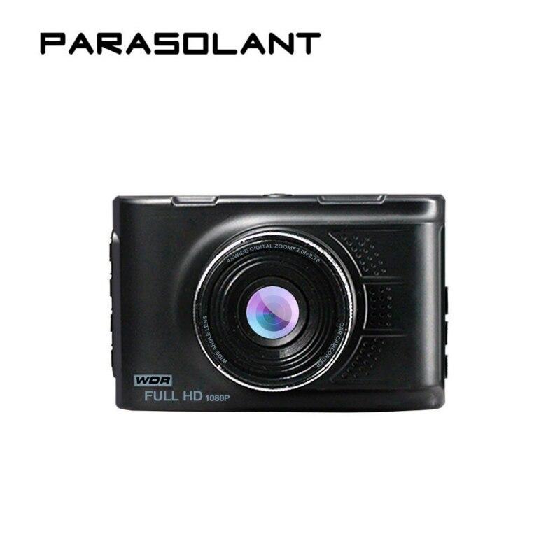PARASOLANT Nouveau 3.0 Pouce Conduite Enregistreur Haute-définition De Voiture Caméra Enregistreur 120 Large-angle Dash Cam Vision Nocturne voiture Enregistreur