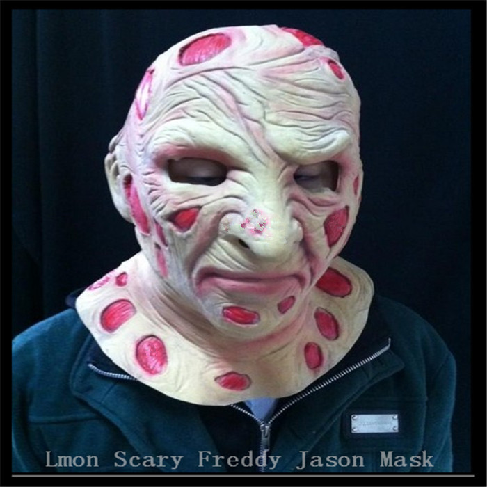 Halloween fête Cosplay effrayant films masque Jason Voorhees Freddy Hockey masque Festival fête Halloween mascarade masque adultes taille - 2
