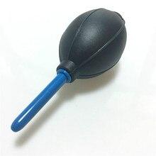 Outil portatif de nettoyage de poussière de pompe de ventilateur dair en caoutchouc de nettoyeur de poussière pour la lentille dappareil photo de clavier dordinateur