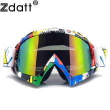 Zdatt Motocross  Motorcycle Goggles Moto Glasses Fox Racing Ski Goggles Windproof Mx Goggles Antiparras Motocross 03