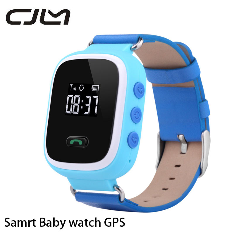 GPS Q60 Kid Smart Watch Wristwatch SOS Call Location 2016 Device Tracker for Kid Safe Anti