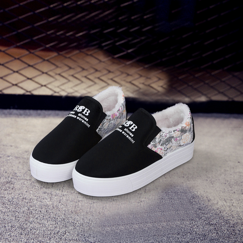 Chaussures Tissu Compensées Blanc Respirant Mode 2017 blanc Femmes Semelles À La Dentelle En De bleu Noir Loisirs Nouvelle 6qwHt