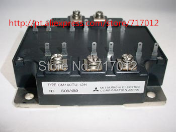 CM100TU-12H   IGBT Power module:100A-600V,Can directly buy or contact the seller,Free Shipping