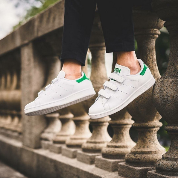Adidas Clover Original New Arrival Women Skateboarding Shoes Outdoor Sport Casual Sneakers S82702