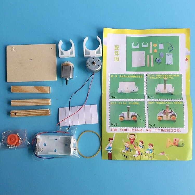 Producción Científica y Tecnológica de Pequeñas Invenciones, - Juguetes de construcción - foto 5